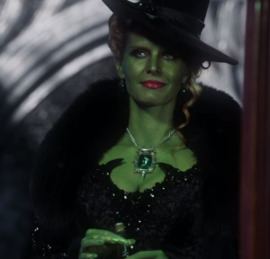 Zelena wicked witch once upon a time ABC