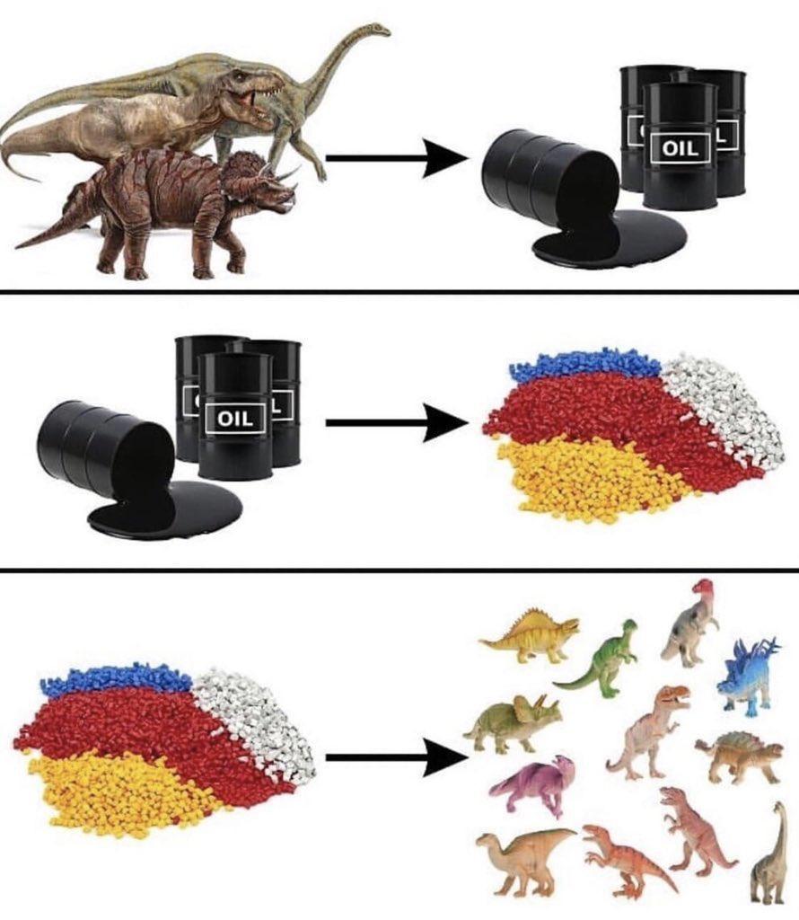 Memes dinosaur toys