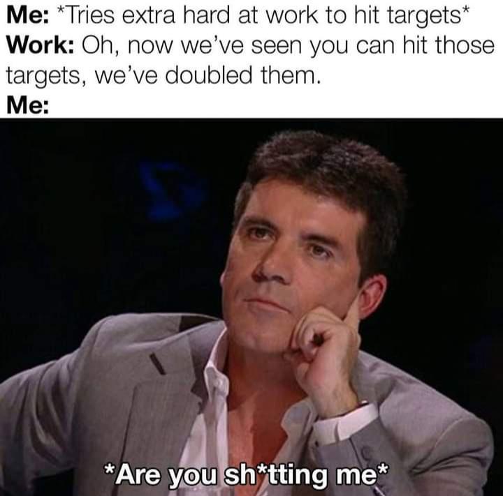 Memes working in sales