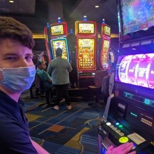 Slot machine Harrah's Cherokee Casino