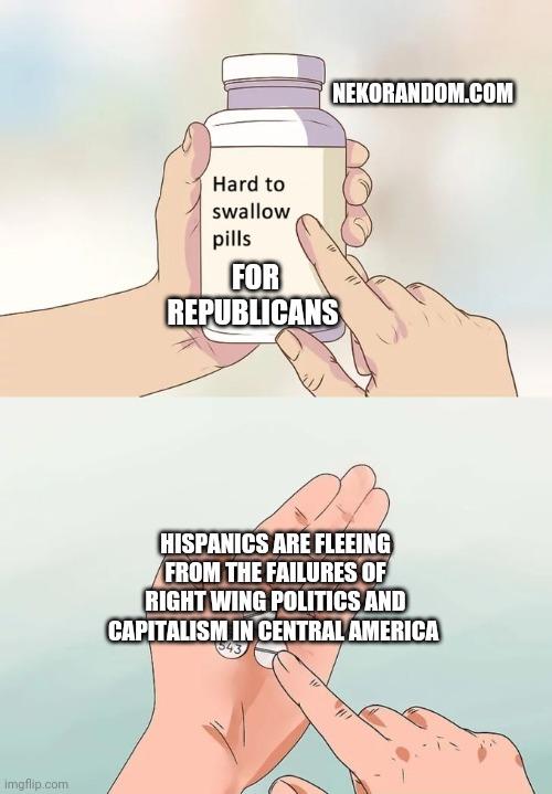 Memes central America capitalism failures