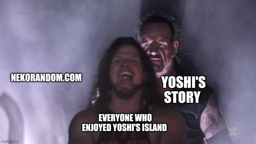 Memes Yoshi's story N64