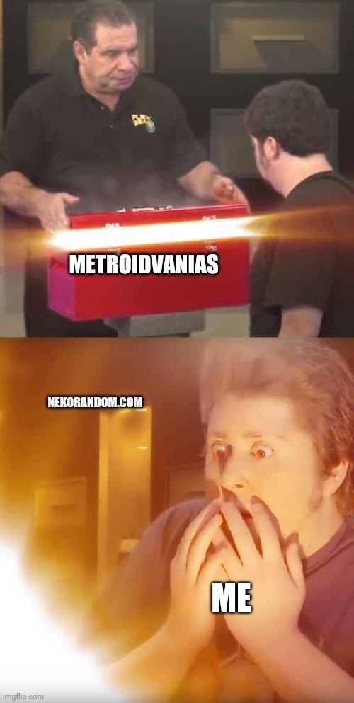 Memes Metroidvania games Castlevania