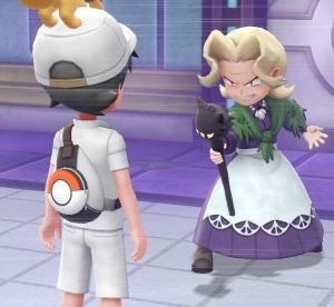 Agatha Pokemon Let's Go Pikachu/Eevee Nintendo Switch