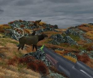 Elk hunting Big Buck Hunter Arcade Nintendo Switch