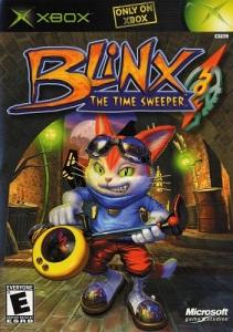 Blinx: The Time Sweeper Microsoft Xbox