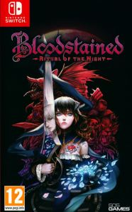 Bloodstained: Ritual of the Night boxart Europe
