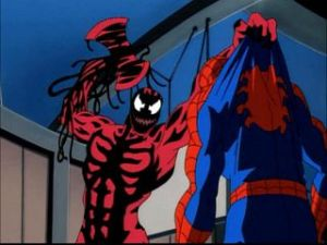 Carnage vs Spider-Man Spider-Man: The Animated Series
