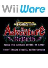 Castlevania: The Adventure ReBirth WiiWare