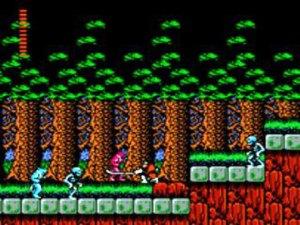 Castlevania ii Simon's Quest nes Konami