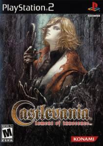 Castlevania: Lament of Innocence ps2 Konami