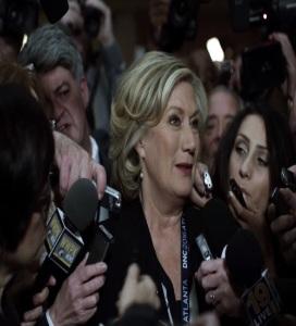 Cathy Durant vs frank Underwood House of Cards Netflix
