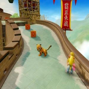 Great wall of China Crash Bandicoot N Sane Trilogy Nintendo Switch Xbox One PS4