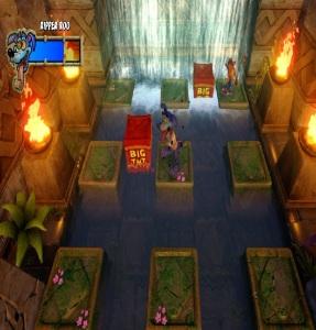 Ripper Roo boss battle Crash Bandicoot N Sane Trilogy Nintendo Switch Xbox One PS4