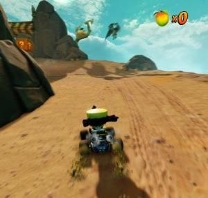 Dr cortex Crash Team Racing Nitro-Fueled Nintendo Switch Xbox One PS4
