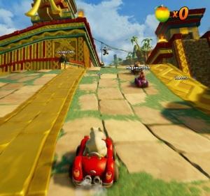 Crash Team Racing Nitro-Fueled Nintendo Switch Xbox One PS4