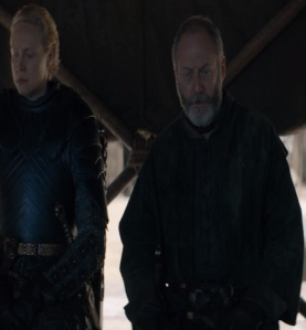 Davos Seaworth votes bran stark as king game of Thrones HBO