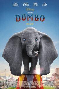 Dumbo 2019 movie poster