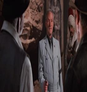 Henry Jones shot Indiana Jones and the Last Crusade