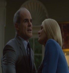 Doug Stamper killed by Claire Underwood house of cards Netflix