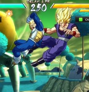 Vegeta vs Goku dragon Ball FighterZ Nintendo Switch Xbox One PS4