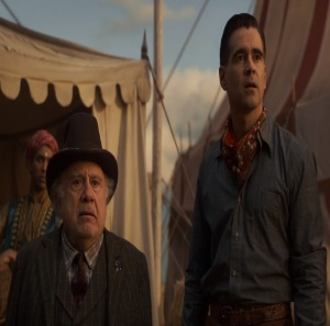 Holt Farrier and Max Medici Dumbo 2019 movie