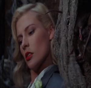 Hot blonde Indiana Jones and the Last Crusade Elsa Schneider