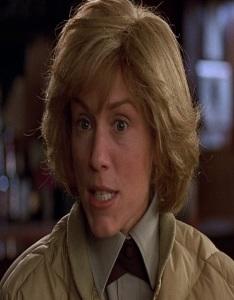 Marge gunderson Fargo 1996 movie