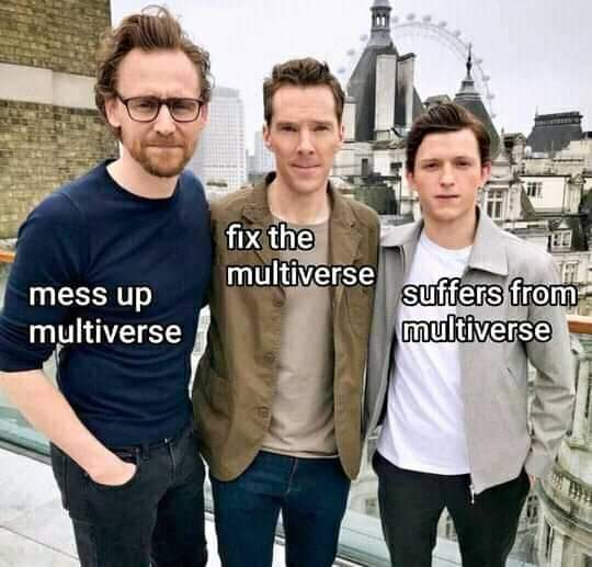 Memes Spider-Man no way home