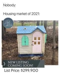 Memes housing market