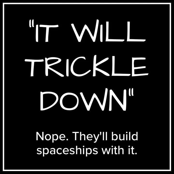 Memes trickle down economics