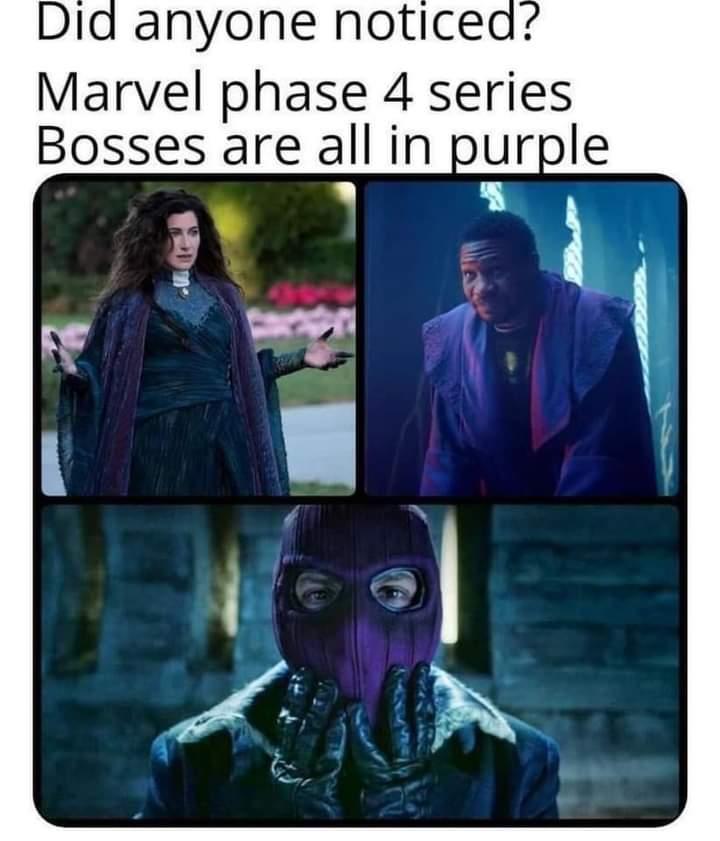 Memes mcu phase 4
