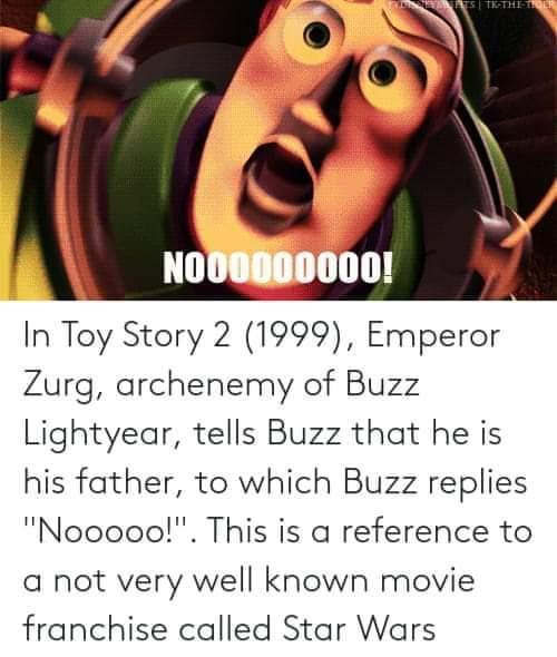 Memes toy story Darth Vader