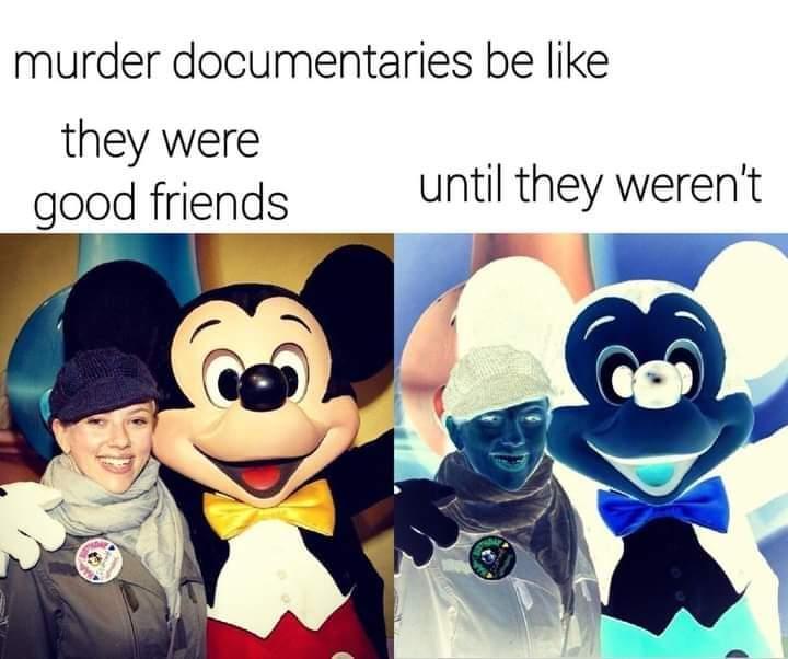 Memes murder documentary