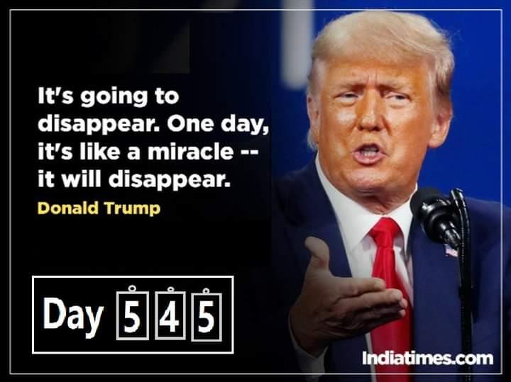Memes Donald Trump Covid-19