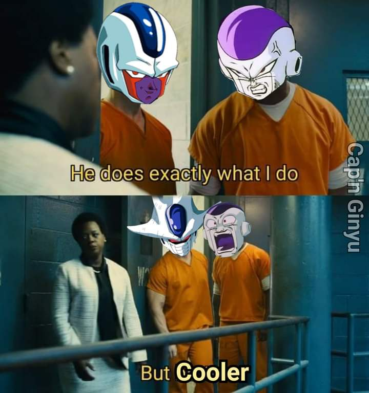 Memes Dragon Ball Z Frieza and cooler