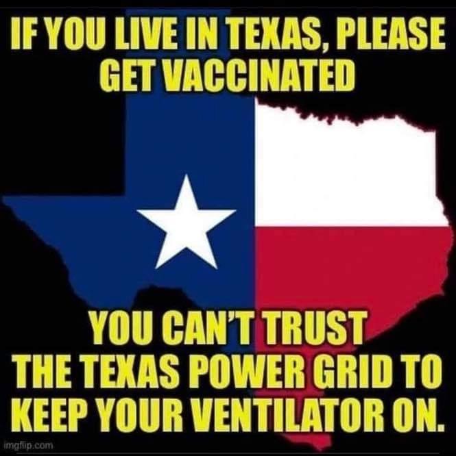 Memes Covid-19 Texas power grid