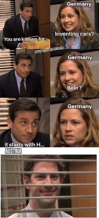 Memes what germany is famous for