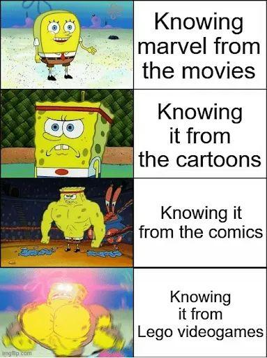 Memes most epic marvel fans