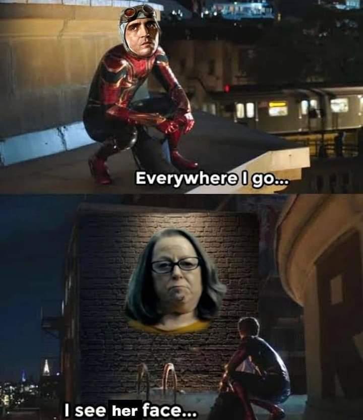 Memes polka dot man suicide Squad