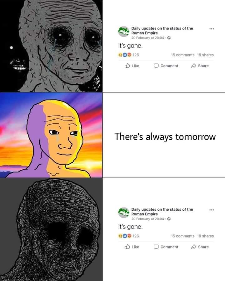 Memes Roman Empire