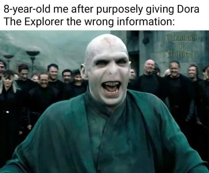 Memes dora the explorer