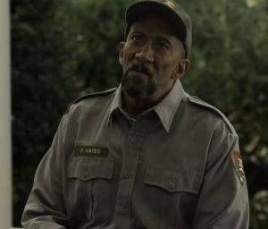 White House grounds keeper Freddy Hayes house of cards Netflix