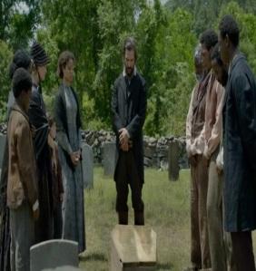 Fake funeral Free State of Jones Matthew McConaughey