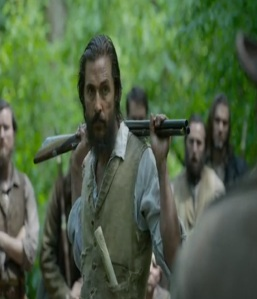 Newton Knight leads rebellion Free State of Jones Matthew McConaughey