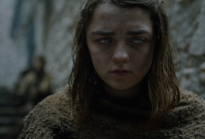 Game of Thrones season 6 blind arya stark