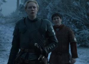 Game of Thrones season 5 brienne of tarth finds stannis baratheon