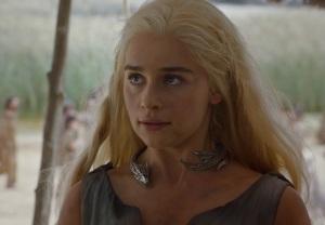 Game of Thrones season 6 Daenerys Targaryen dragon necklace