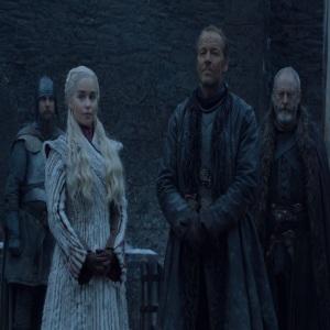 Game of Thrones final season queen Daenerys Targaryen winterfell