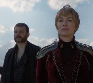 Game of Thrones final season queen cersei Lannister and euron Greyjoy